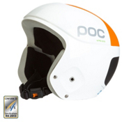 POC Skull Orbic Comp Helmet, Hydrogen White, medium