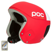 POC Skull Orbic Comp Helmet, Bohrium Red, medium