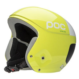 POC Skull Orbic Comp Helmet, Hexane Yellow, 256