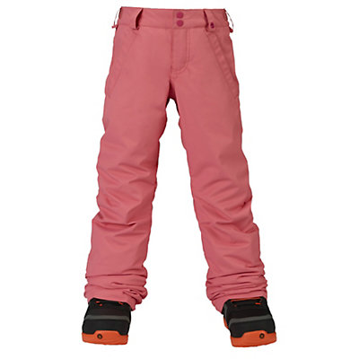 Burton Sweetart Girls Snowboard Pants, Jadeite, viewer