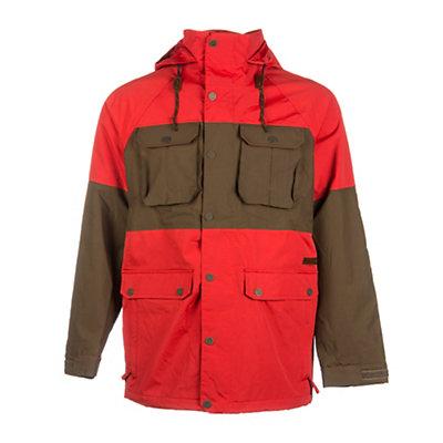 Burton Frontier Mens Insulated Snowboard Jacket, , viewer