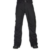Burton Cargo Mens Snowboard Pants, True Black, medium
