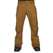 Burton Cargo Mens Snowboard Pants, Beaver Tail, medium