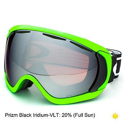 Green Oakley Goggles