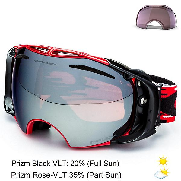 oakley airbrake snow goggles 3ikm  Oakley Airbrake Prizm Goggles, , 600