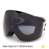 Oakley Flight Deck Goggles 2016, Light Grey-Dark Grey, medium