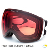 Oakley Flight Deck Prizm Goggles 2016, Matte Black-Prizm Rose, medium
