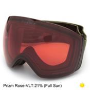 Oakley Flight Deck Prizm Goggles 2016, Army Green Black-Prizm Rose, medium