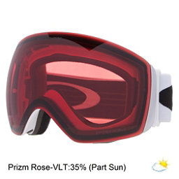 Oakley Flight Deck Prizm Goggles 2018, Matte White-Prizm Rose, 256