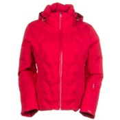 Nils Antonia Womens Insulated Ski Jacket, Watermelon, medium