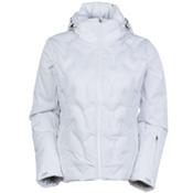 Nils Antonia Womens Insulated Ski Jacket, White, medium