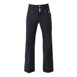 NILS Annalise Short Womens Ski Pants, Black, 256
