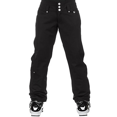 NILS Annalise Long Womens Ski Pants, Black, viewer