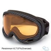 Oakley A Frame 2.0 Goggles 2016, Matte Carbon-Persimmon, medium