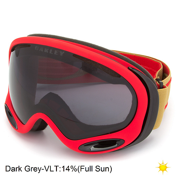 red oakley glasses  Oakley A Frame 2.0 Goggles 2017
