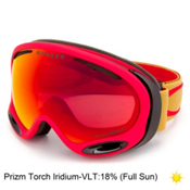 Oakley A Frame 2.0 Prizm Goggles 2016, Copper Red-Prizm Torch Iridium, medium