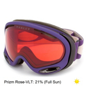 Oakley A Frame 2.0 Prizm Goggles 2016, Purple Shade-Prizm Rose, medium