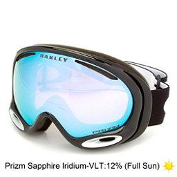 Oakley A Frame 2.0 Prizm Goggles 2018, Jet Black-Prizm Sapphire Iridi, 256