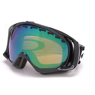 Oakley Crowbar Prizm Goggles 2017, Jet Black-Prizm Jade Iridium, viewer