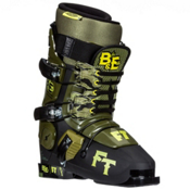 Full Tilt B & E Pro Model Ski Boots, Green-Black, medium