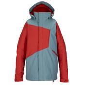 Burton Shear Boys Snowboard Jacket, Goblin-Fang, medium