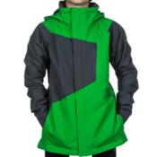 Burton Shear Boys Snowboard Jacket, C Prompt-Bog, medium