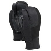 Burton Empire Touchscreen Mittens, True Black, medium