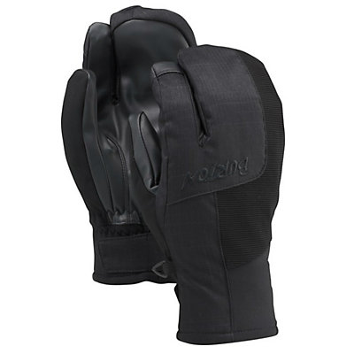 Burton Empire Touchscreen Mittens, True Black, viewer