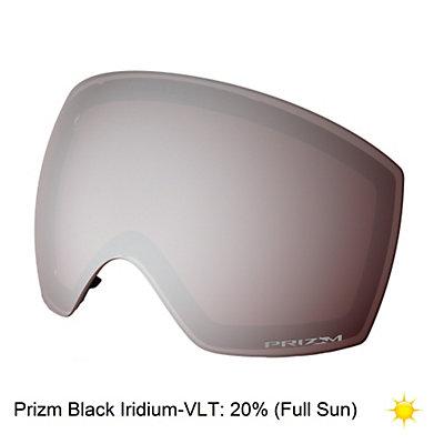 Oakley Flight Deck Goggle Replacement Lens, Fire Iridium, viewer