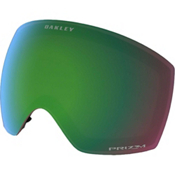 Oakley Flight Deck Goggle Replacement Lens 2017, Prizm Jade Iridium, medium