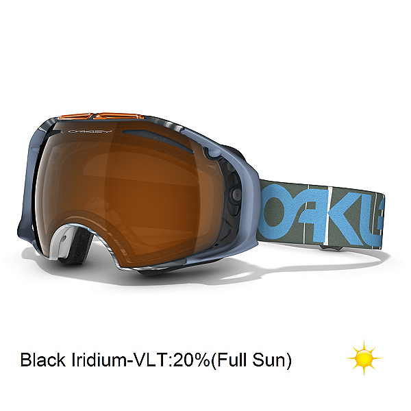 Oakley Airbrake FP Alt Fit Goggles, , 600
