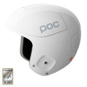 POC Skull Orbic X Helmet 2017, Hydrogen White, medium