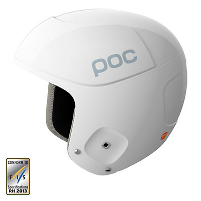 POC Skull Orbic X Helmet 2017, Hydrogen White, viewer