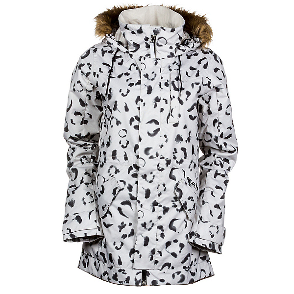Burton TWC Wanderlust w/Faux Fur Womens Insulated Snowboard Jacket, , 600