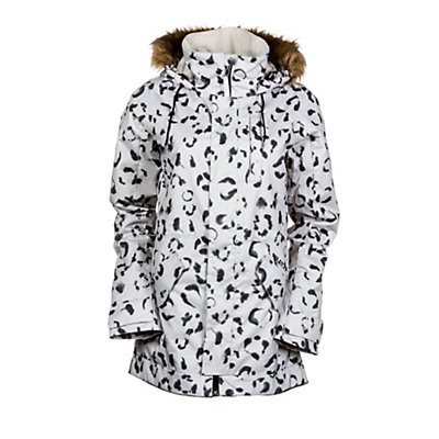 Burton TWC Wanderlust w/Faux Fur Womens Insulated Snowboard Jacket, , viewer