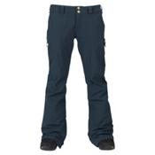 Burton Skyline Womens Snowboard Pants, Submarine, medium