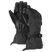 Burton Approach Womens Gloves, True Black, medium
