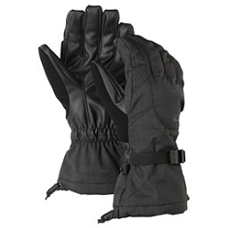 Burton Approach Womens Gloves, True Black, 256