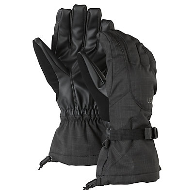 Burton Approach Womens Gloves, True Black, viewer