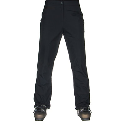 Obermeyer Sugarbush Womens Ski Pants, Black, viewer