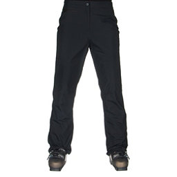 Obermeyer Sugarbush Short Womens Ski Pants, Black, 256