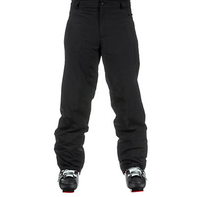 Obermeyer Keystone Mens Ski Pants, Black, viewer