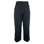 Obermeyer Keystone Long Mens Ski Pants, Black, medium