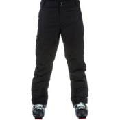 Obermeyer Alpinist Stretch Mens Ski Pants, Black, medium