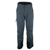 Obermeyer Aspen Short Mens Ski Pants, Ebony, medium
