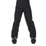 Obermeyer Keystone Teen Boys Ski Pants, Black, medium