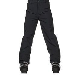 Obermeyer Keystone Teen Boys Ski Pants, Black, 256