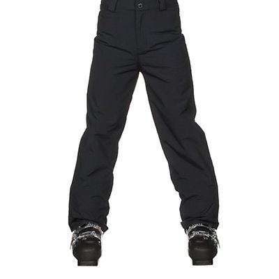 Obermeyer Keystone Teen Boys Ski Pants, Black, viewer