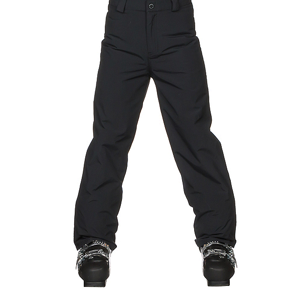 Obermeyer Keystone Teen Boys Ski Pants, Black, 600