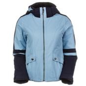 Obermeyer Blake Girls Ski Jacket, Robins Egg, medium